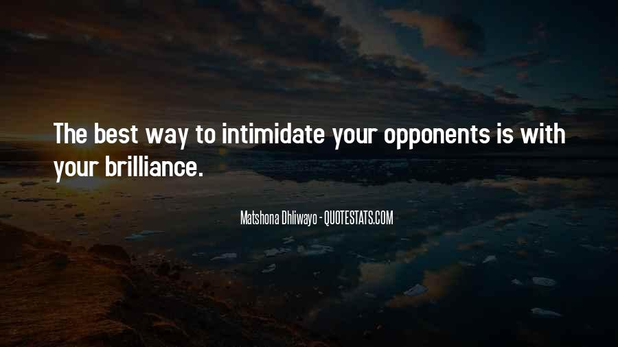 Brilliance Quotes And Sayings #1197504