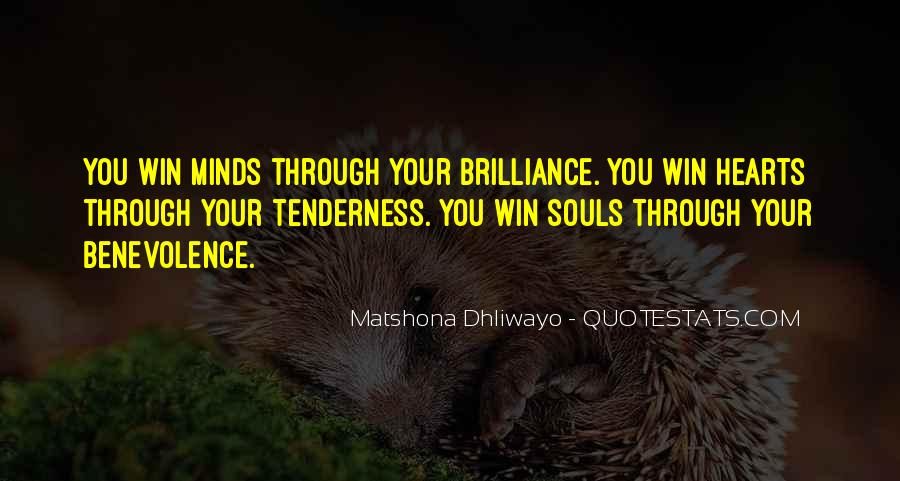 Brilliance Quotes And Sayings #1246915