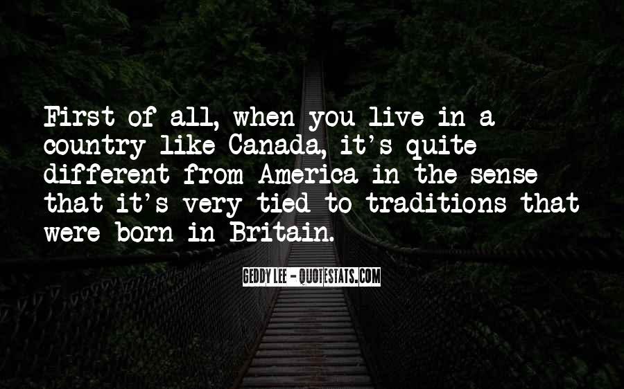 America Vs Britain Sayings #256598