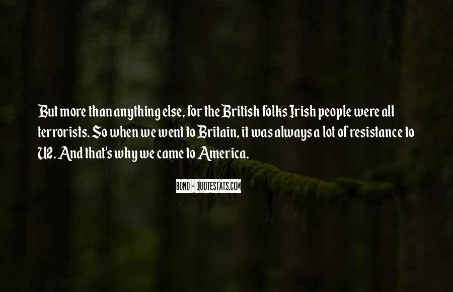America Vs Britain Sayings #282354