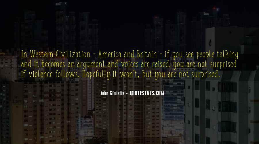 America Vs Britain Sayings #340823