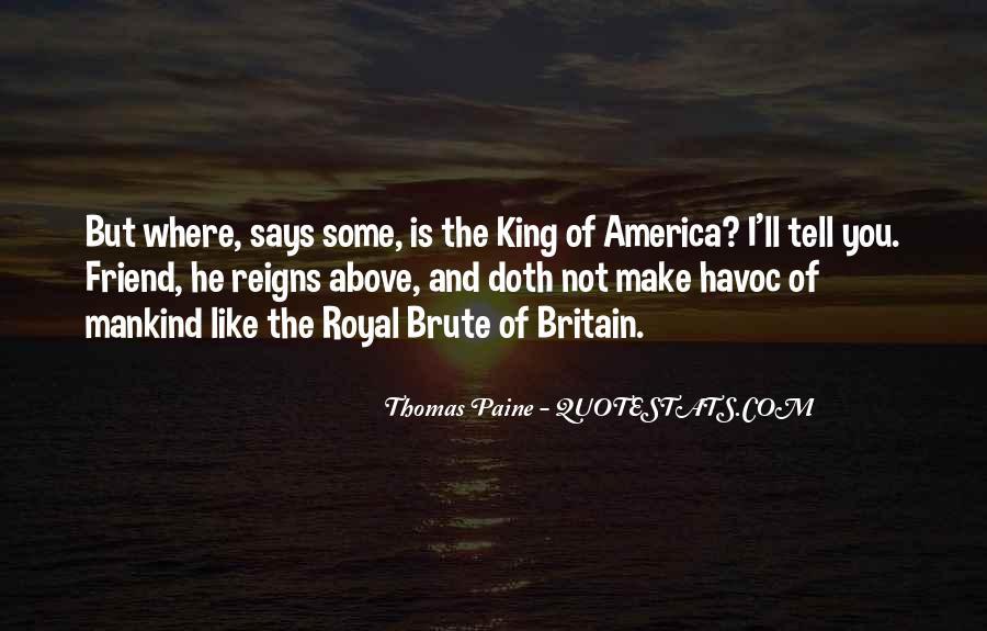America Vs Britain Sayings #692564