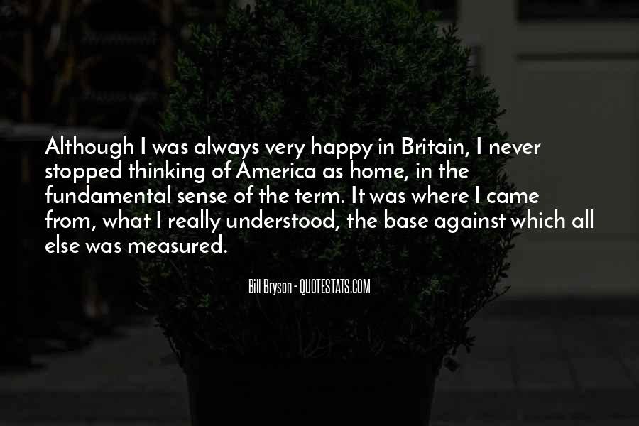America Vs Britain Sayings #73458