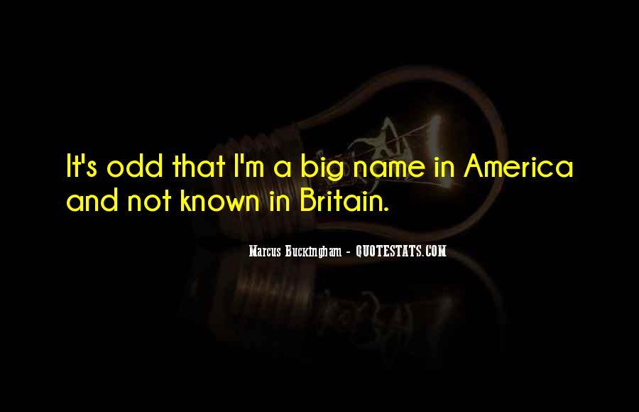 America Vs Britain Sayings #780291