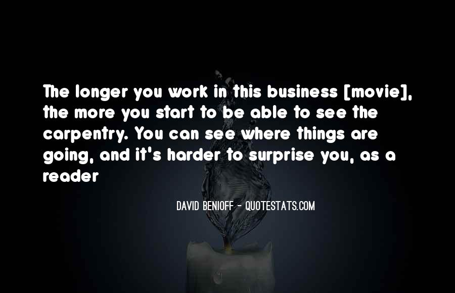 Carpentry Business Sayings #1691058