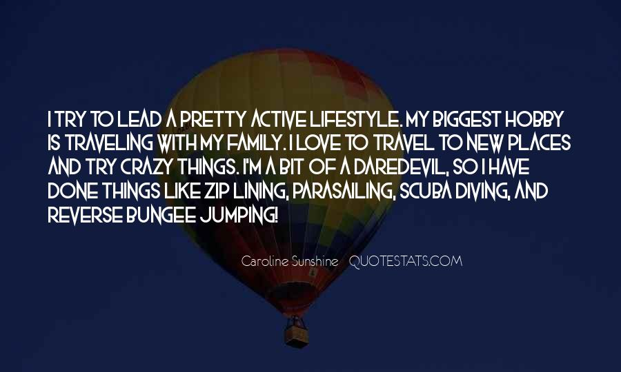 Quotes About Zip Lining #238097