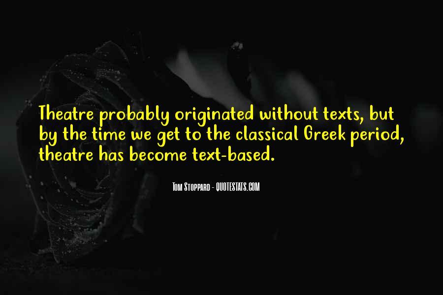 Classical Greek Sayings #1787468