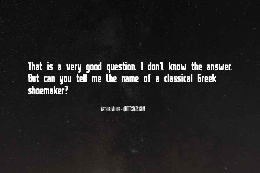 Classical Greek Sayings #319575