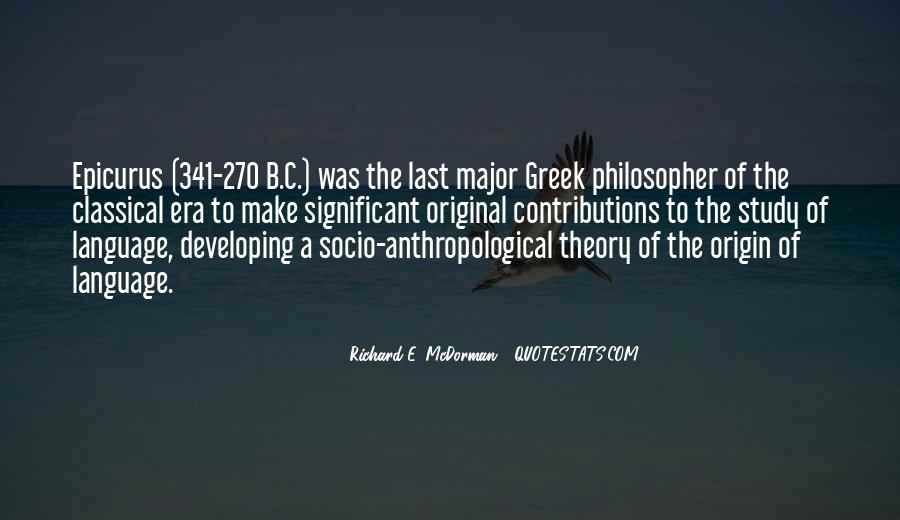 Classical Greek Sayings #784899