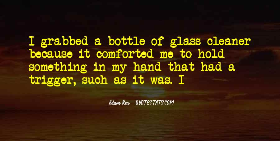 Glass Cleaner Sayings #589157