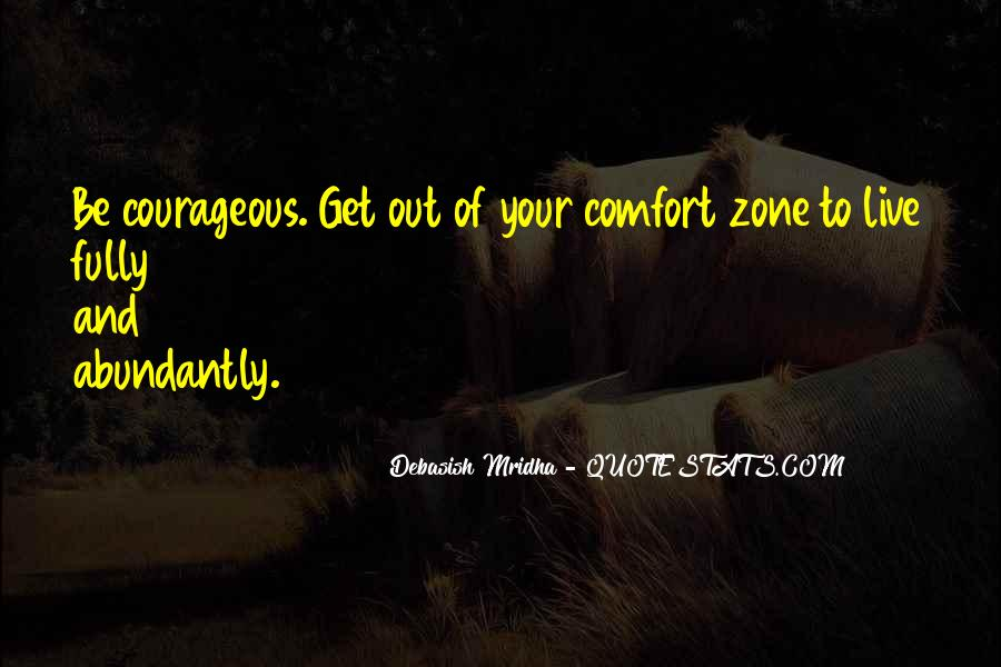 Comfort Quotes And Sayings #1189183