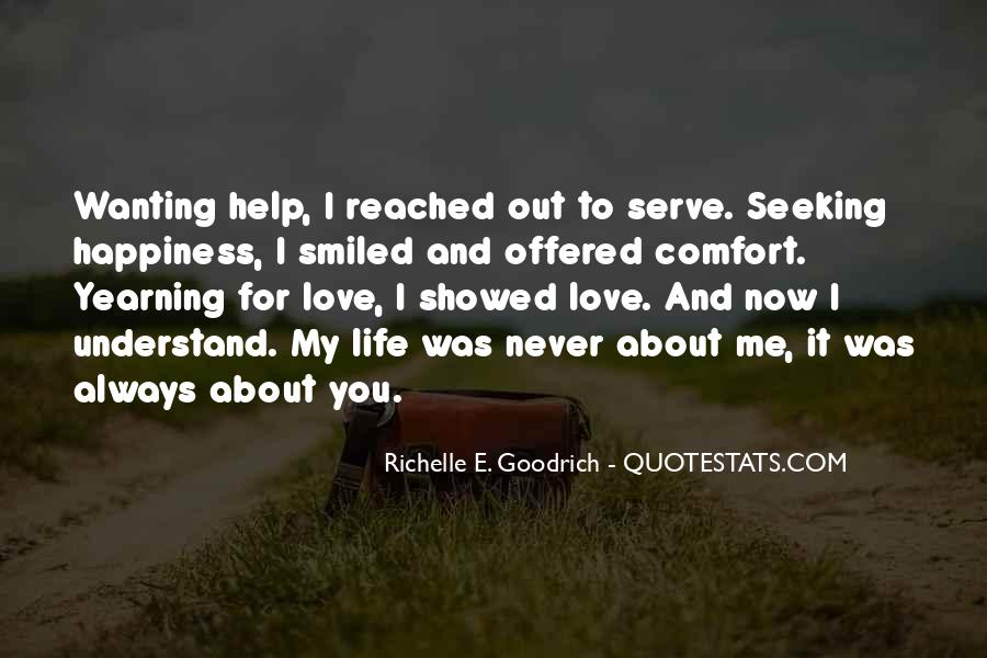 Comfort Quotes And Sayings #1334656