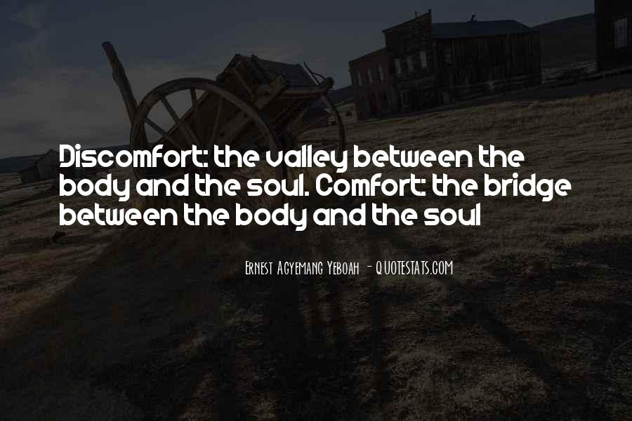 Comfort Quotes And Sayings #1531344