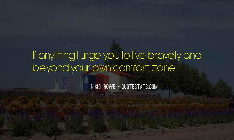 Comfort Quotes And Sayings #1611807