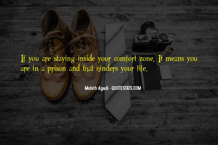 Comfort Quotes And Sayings #192463