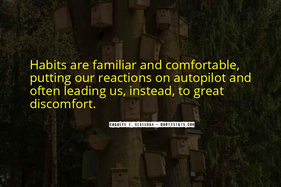 Comfort Quotes And Sayings #574711