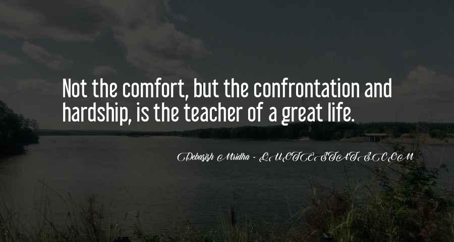Comfort Quotes And Sayings #827404