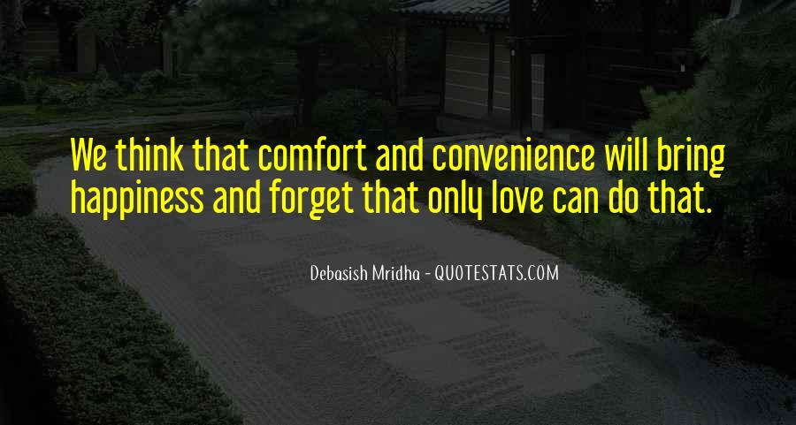 Comfort Quotes And Sayings #911081