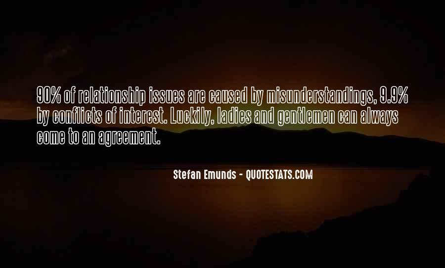 Conflicts Quotes And Sayings #1266511