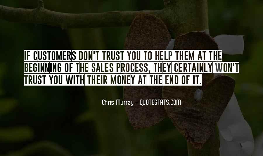 Customers Quotes And Sayings #387612