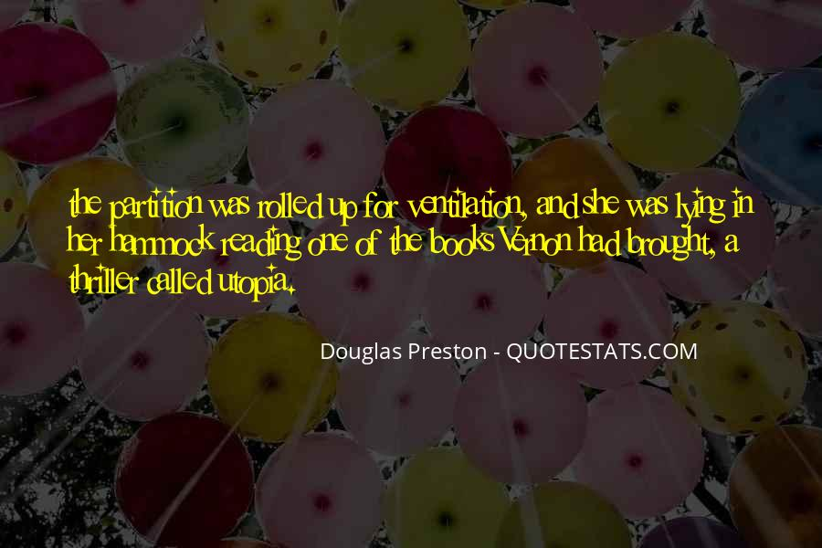 Quotes About Ventilation #1710344