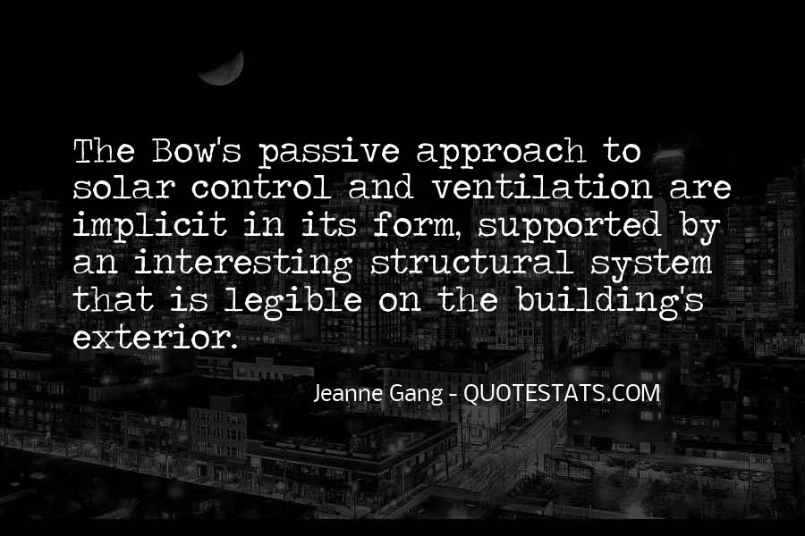 Quotes About Ventilation #466167