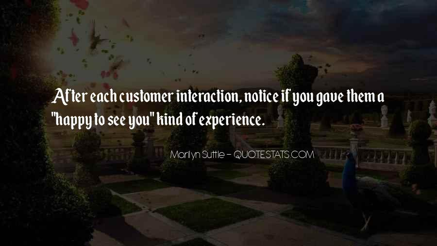 Happy Customer Sayings #186548