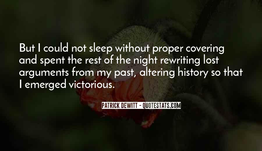Quotes About Altering History #374857