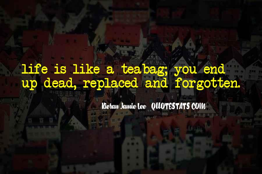 Dead Quotes And Sayings #1418149