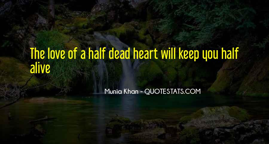 Dead Quotes And Sayings #1483673