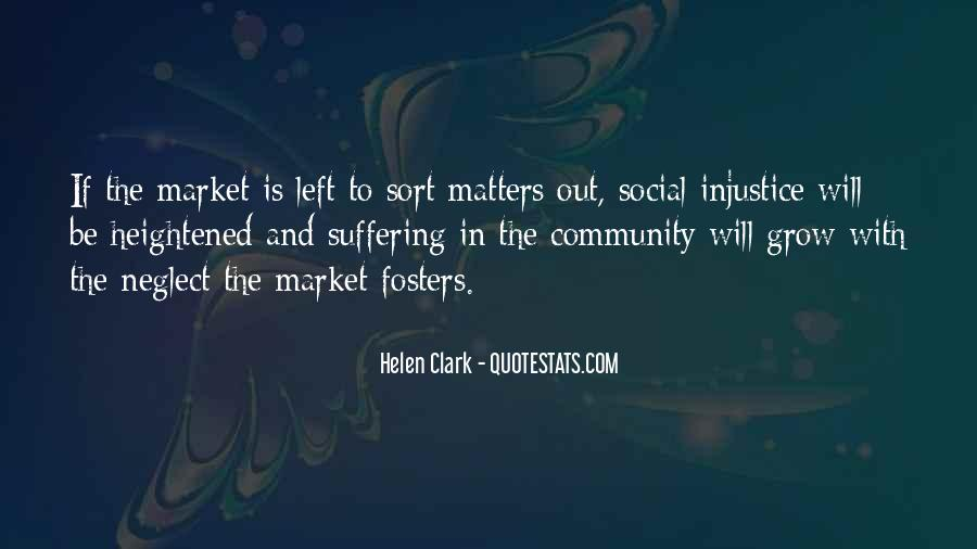 Quotes About Social Injustice #1272586