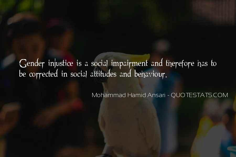Quotes About Social Injustice #1411656