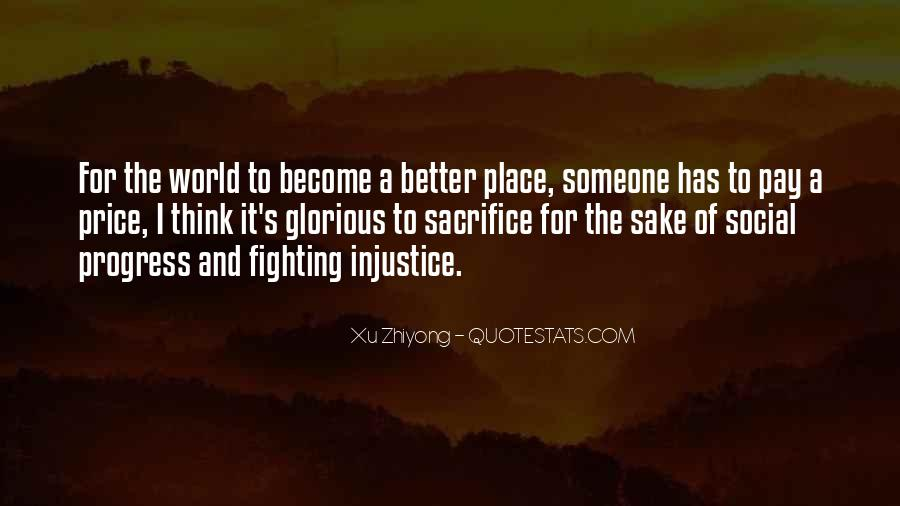 Quotes About Social Injustice #1458548