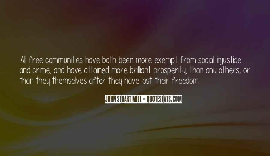 Quotes About Social Injustice #146840