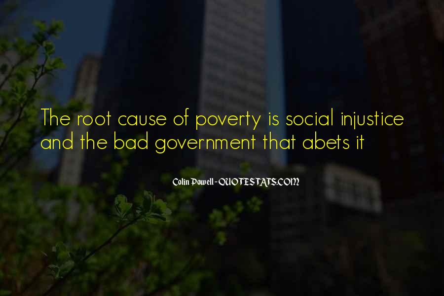 Quotes About Social Injustice #1726809