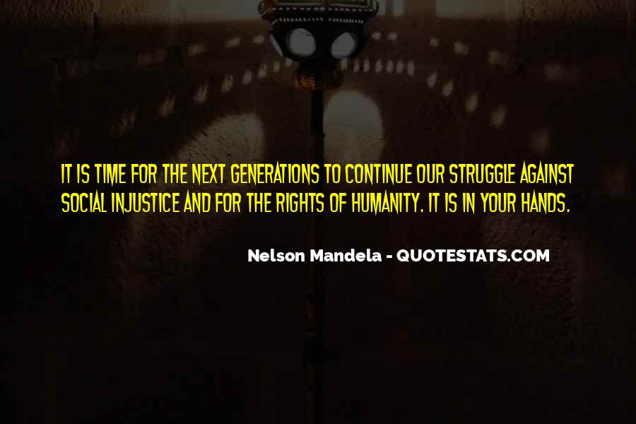 Quotes About Social Injustice #202889