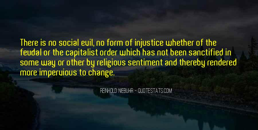 Quotes About Social Injustice #225999
