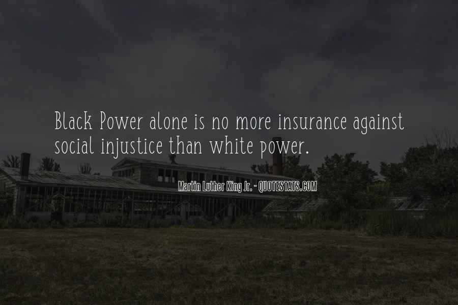 Quotes About Social Injustice #313052