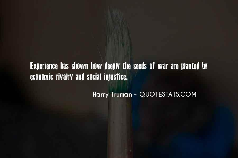 Quotes About Social Injustice #447206