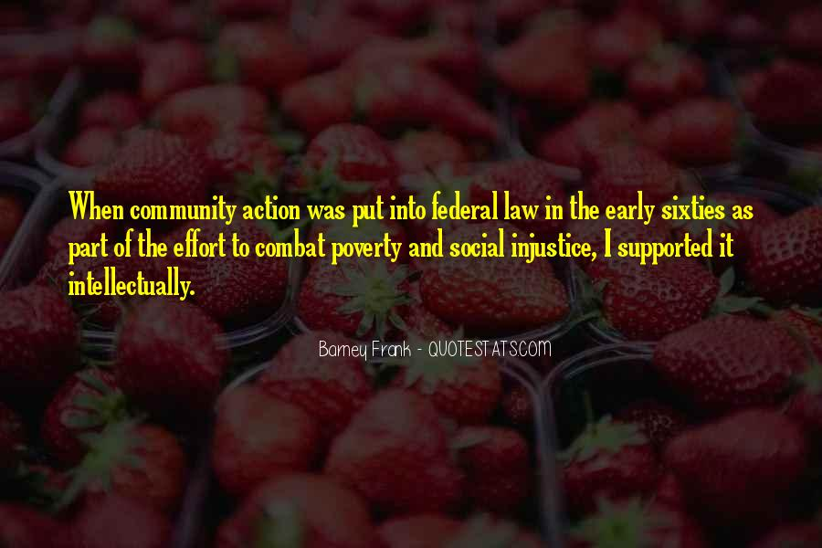 Quotes About Social Injustice #451481