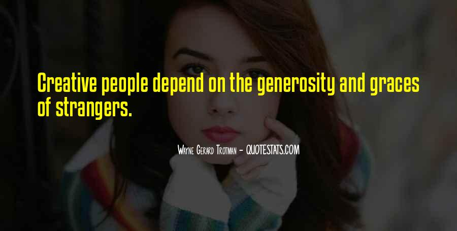Depend Quotes Sayings #140797