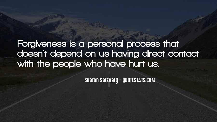 Depend Quotes Sayings #1842406