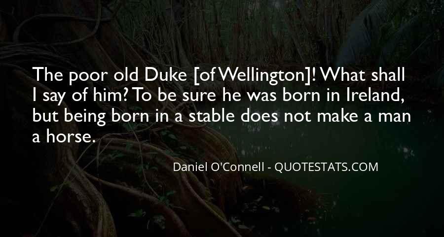 Duke Wellington Sayings #1300266