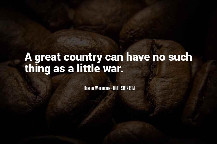Duke Wellington Sayings #1436064