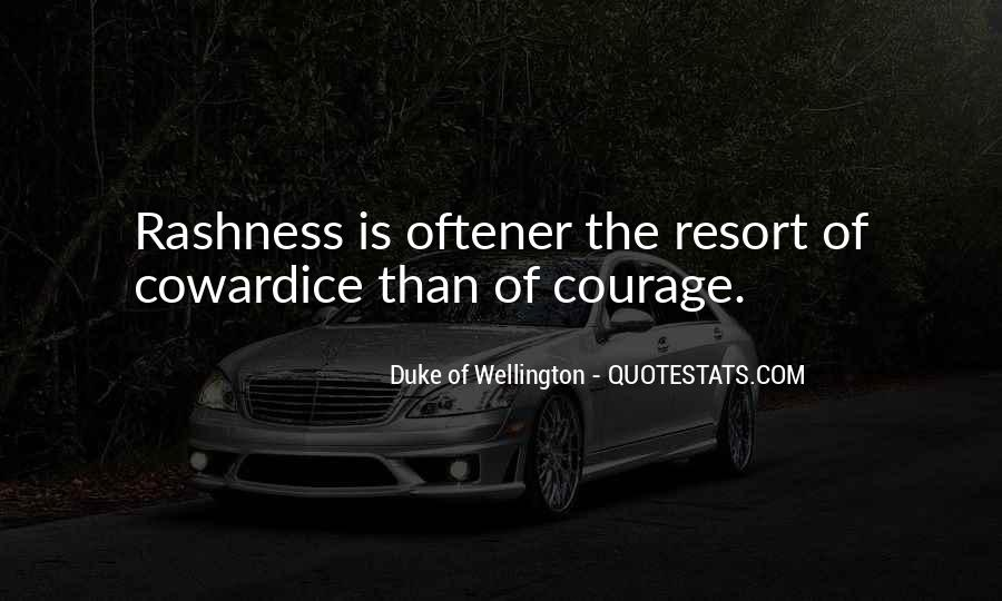 Duke Wellington Sayings #1527678