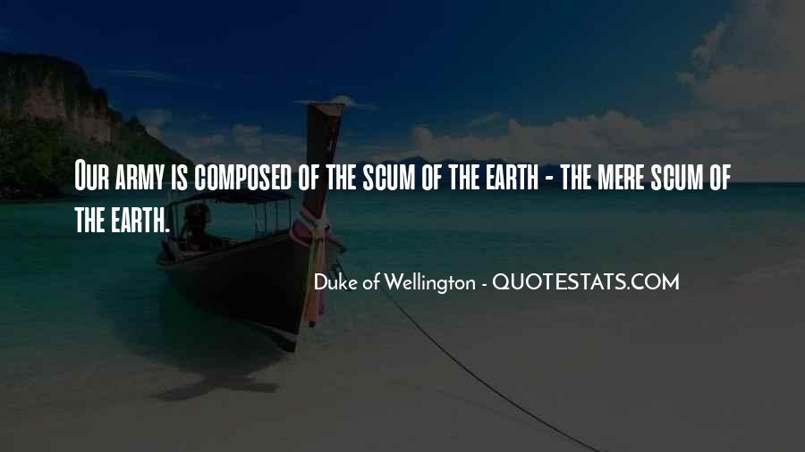 Duke Wellington Sayings #1605014