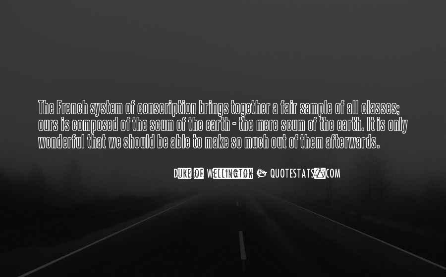 Duke Wellington Sayings #1612376