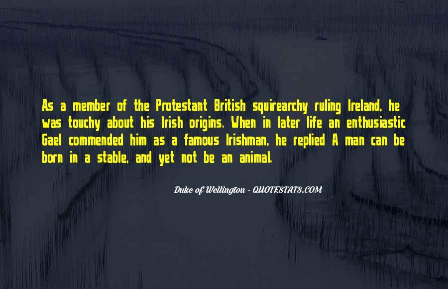 Duke Wellington Sayings #1681091