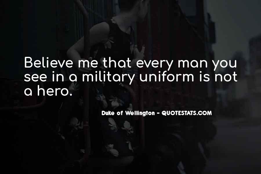 Duke Wellington Sayings #763658