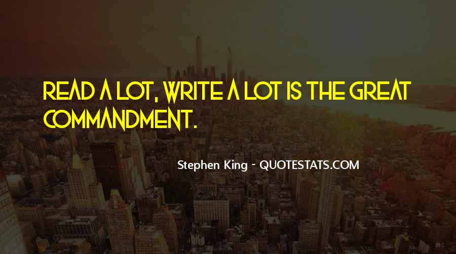 Quotes About Writing Instruction #1203274